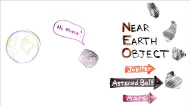 Thumbnail for video 'Where did asteroid Bennu come from?'