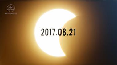 Thumbnail for video 'Solar eclipse of 2017'