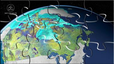 Thumbnail for video 'Canada from Space'
