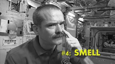 Thumbnail for video 'The Five Senses in Space: Smell'