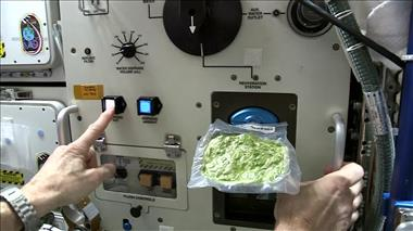 Thumbnail for video 'Chris' Kitchen Part Deux: Space Spinach Strikes Back'