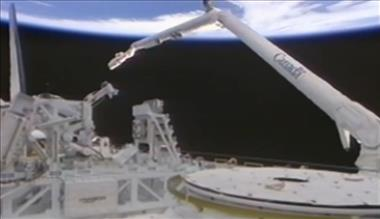 Thumbnail for video 'The Canadarm: Celebrating 30 Years of Success'