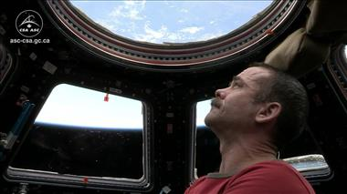 Thumbnail for video 'Chris Hadfield's Mission Reflections'