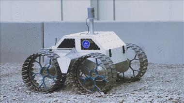 Thumbnail for video 'SPRP - Small Planetary Rover Platform'