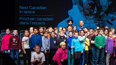 Thumbnail for video 'David Saint-Jacques is the Next Canadian to Fly to the International Space Station'